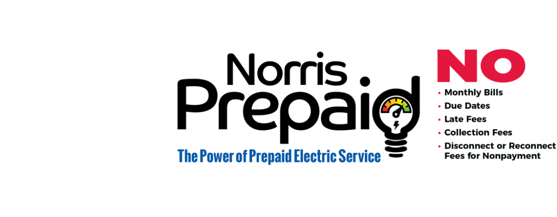 Prepaid Electric Service is Now Available